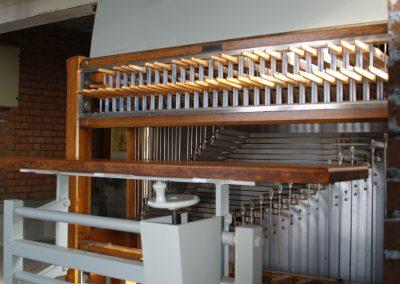 Clavier Capelle-la-Grande