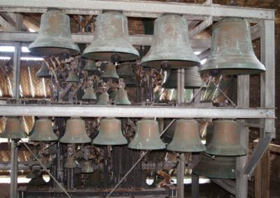 Cloches du carillon de Hondschoote